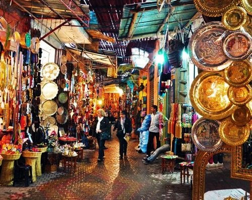 Trip to Morocco