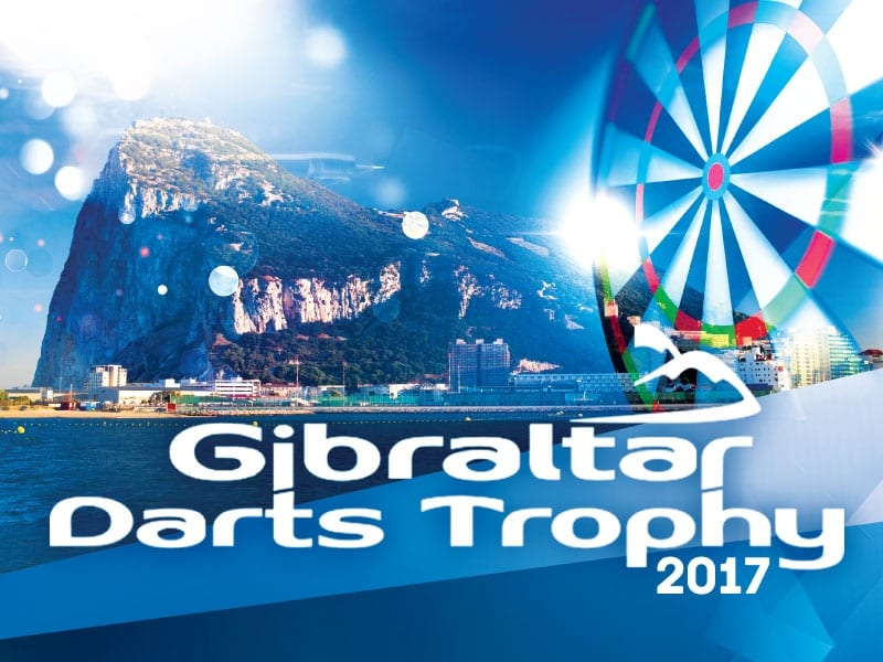 Enjoy the PDC darts tournament in Gibraltar