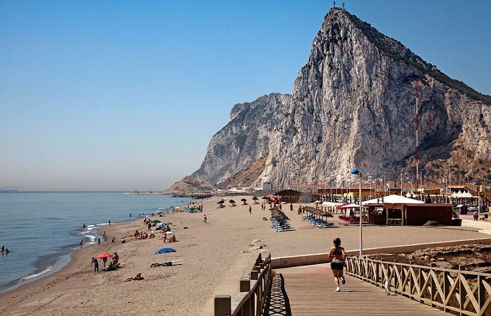 Gibraltar Beaches
