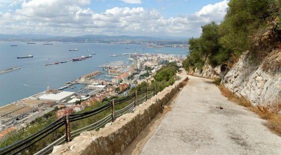 Gibraltar nature reserve