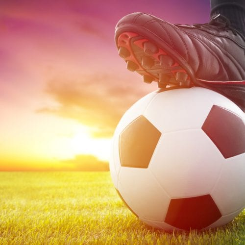 Where to play football in Gibraltar