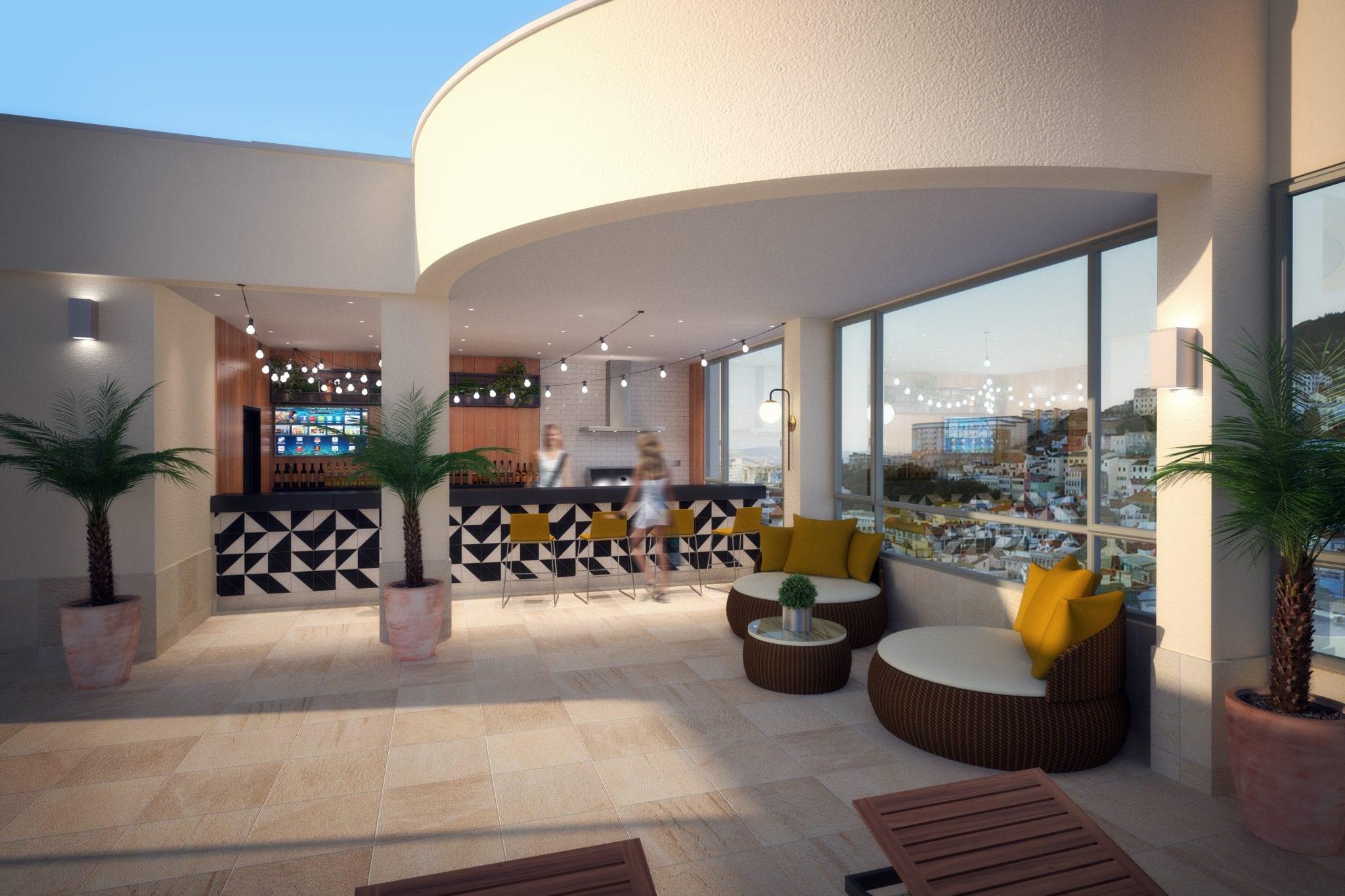The Eliott Bar Gibraltar