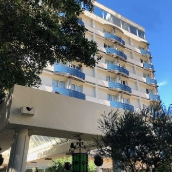Eliott Hotel Gibraltar Entrance
