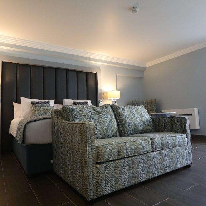 Junior Suite in Gibraltar hotel
