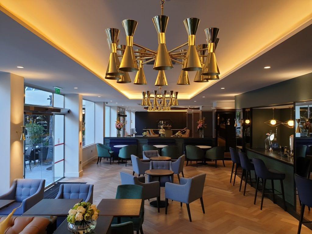 Veranda Bar at The Eliott Hotel