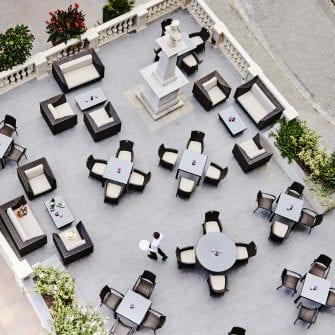 Veranda Terrace Above